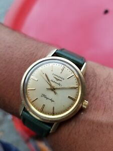 Vintage Longines Flagship Cal 340 Ref: 3304-3 7 Automatic Watch
