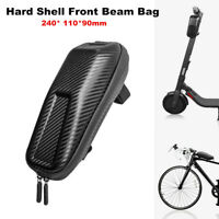 Universal Hard Shell Front Beam Bag Package for Bicycle Electric Balance Scooter