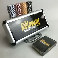New Sony The Getaway Black Monday PS2 Developers Promo Poker Set & Cards 291193