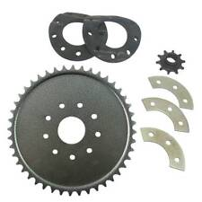 44T Rear Drive Sprocket Engine Kit For 49cc 66cc 80cc Motorized Bicycle Bike