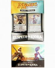 Duel Deck Combo: Elspeth vs. Kiora Duel ponts + deckbox Magic the Gathering MTG
