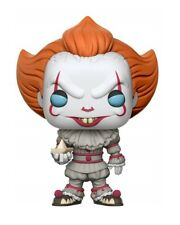 FLAWED BOX Stephen King's It Pennywise with Boat POP Vinyl Figure FUNKO