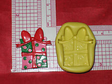 Present Gift Silicone Mold Cake Polymer Resin Clay A507 Candy Birthday
