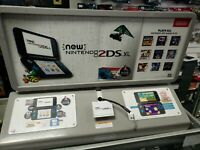 Nintendo New 3DS/2DS XL Kiosk Store Display