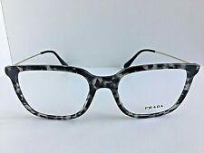 New PRADA VPR 17I VH3-1O1 53mm Gray Women's Eyeglasses Frame #3