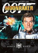 Moonraker (DVD, 2007) Roger Moore  James Bond 007  NOT A RENTAL