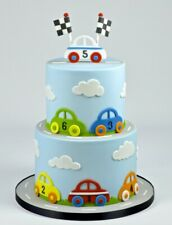 FMM Car Cutter Set for Cake (33760)