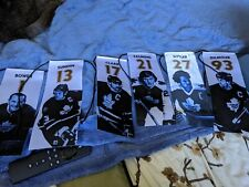 Six Pack Of Maple Leafs Retirement Banners