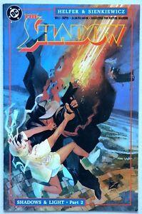 The Shadow #2 Vol 3 - DC Comics - Andrew Helfer - Bill Sienkiewicz