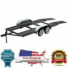 diecast model car Trailer Car Carrier 1:24 scale