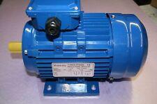 Elektromotor,Drehstrommotor KR MS801-4, IE2, 400V, n=1500, 0,55KW, B3
