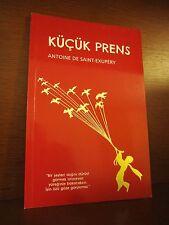 LE PETIT PRINCE en TURC. 2015 . SAINT EXUPERY. NOTOSKITAP