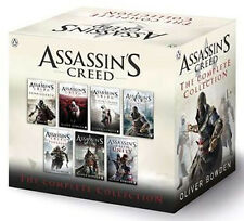 Oliver Bowden - Assassin's Creed: The Complete Collection 9780718182496 New