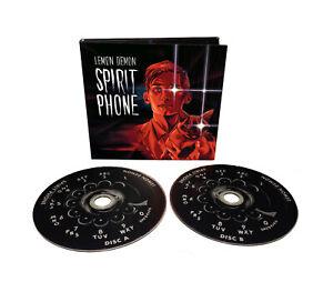 Lemon Demon - Spirit Phone - Deluxe 2xCD - SEALED