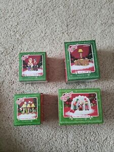 Dept. 56 A Christmas Story Lot Ralphie's A + Fragile Handle With Care