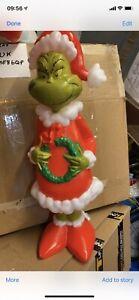 Grinch Disney Christmas Blow Mold