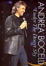 Andrea Bocelli: Under The Desert Sky - Live In Las Vegas [DVD] [NTSC] By Andr.