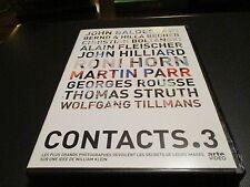 """DVD """"CONTACTS VOLUME 3"""" documentaire sur les plus grands photographes"""