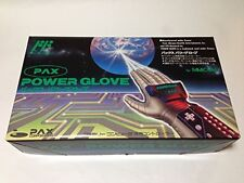 Used Pax Power Glove Japan Nintendo Famicom tracking ship Japan