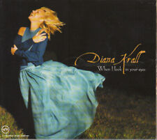 Diana Krall: [Made in Germany 1999] When I Look In Your Eyes (Jazz)         CD