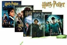HARRY POTTER 5 PRIMERAS PELIS- DVD *** NUEVAS PRECINTADAS *** EDIC. ESPAÑOLAS