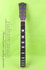 """new 1pcs Electric guitar neck 22 fret 24.75"""" solid rosewood fretwood Bolt on#10"""