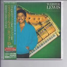WEBSTER LEWIS 8 For The 80's +3 bonus /JAPAN mini lp cd papersleeve MHCP 864 NEW