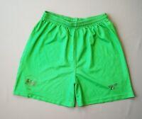 Details about  /Jako Football Soccer Mens Sports Training Shorts w// Inner Slip Citron