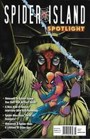 Spider Island Comic Spotlight Promotional Issue 2011 Dan Slott Rick Remender .