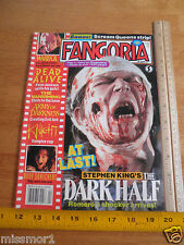 Fangoria #121 Dark Half Body Snatchers Warlock Army of Darkness magazine