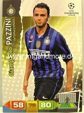 Adrenalyn XL Champions League 11/12 - Giampaolo Pazzini