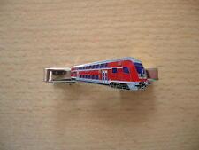 Tie Clamp Doppelstock Control Car Train Item 8272