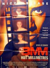 8 MM - N.Cage - J.Phoenix - 47x63 FRENCH POSTER