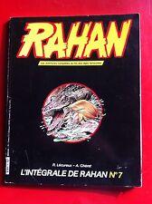 Rahan L'integrale De Rahan N7 Aout 1984 R 4947