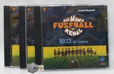 Die wilden Kerle  - CD Hörbuch Sammlung - Rocce der Zauberer - Teil 12 1+2+3