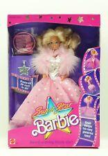1988 Mattel Superstar Barbie Doll No. 1604 NRFB