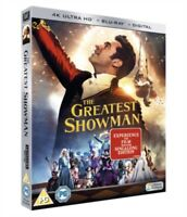 Nuovo The Greatest Showman 4K Ultra HD