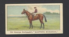 BOGUSLAVSKY - WINNERS ON THE TURF (NO SERIFS) - #12 EASTERN MONARCH