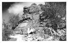 Tucson Arizona Picture Rocks Frasher Real Photo Antique Postcard K55960