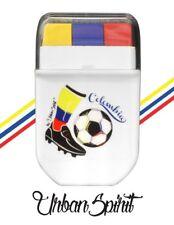 Fanschminke Kolumbien Maquillaje Colombia WM 2018 Copa Mundial Russia