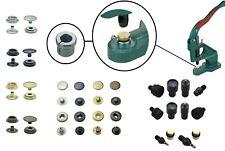 IstaTools® M8 Gewinde Druckknopfwerkzeuge, Druckknöpfe, Knöpfe, Adapter-Aufnahme