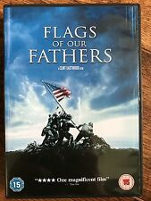 Jamie Bell Paul Walker FLAGS OF OUR FATHERS ~Clint Eastwood War Film UK DVD