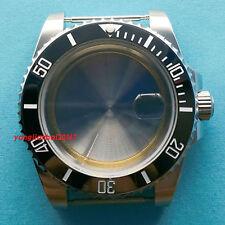 40mm Bliger SS Watch Case Fit ETA 2836DG2813/3804Miyota 8215 Movement C002