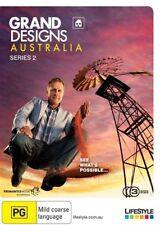 Grand Designs Australia : Series 2 (DVD, 2012, 3-Disc Set)