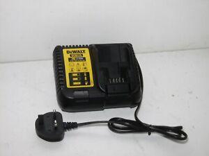 DeWalt DCB115 10.8V - 18V XR Lithium Battery Charger 230V fully working