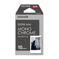 Pellicola Fuji Fujifilm instax mini instant film monochrome mono chrome b&n