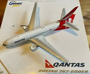 1:400 Gemini Jets Qantas Airways Boeing 767-238ER VH-EAL 'City Of Geelong'
