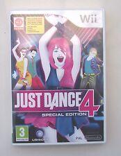 JUST DANCE 4 WII PAL