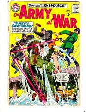 Our Army at War (1965): FREE to combine- in Fair/Good condition