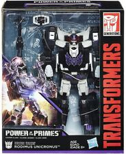 Transformers Rodimus Unicronus Power of the Primes Leader Class 2018!